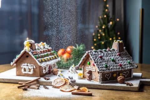 Velkommen til «julebord»