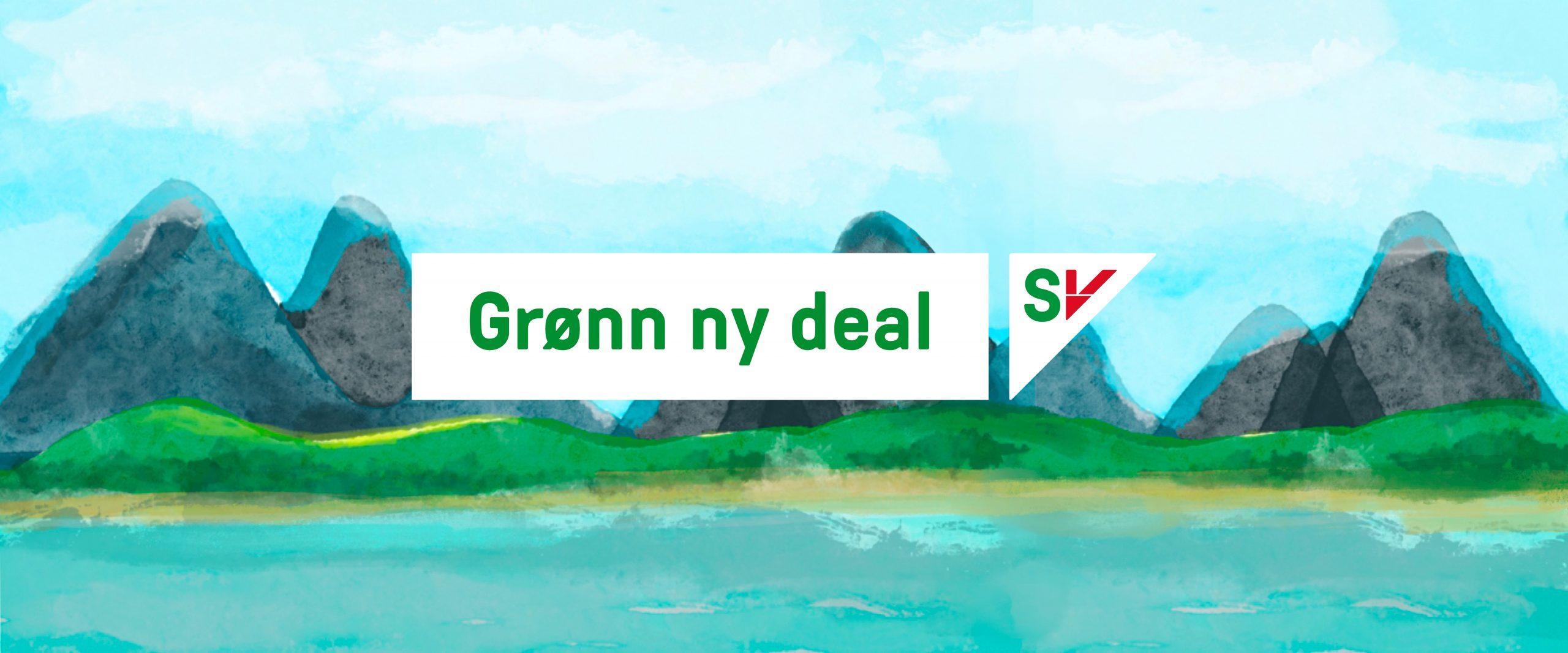 SV – Grønn Ny Deal