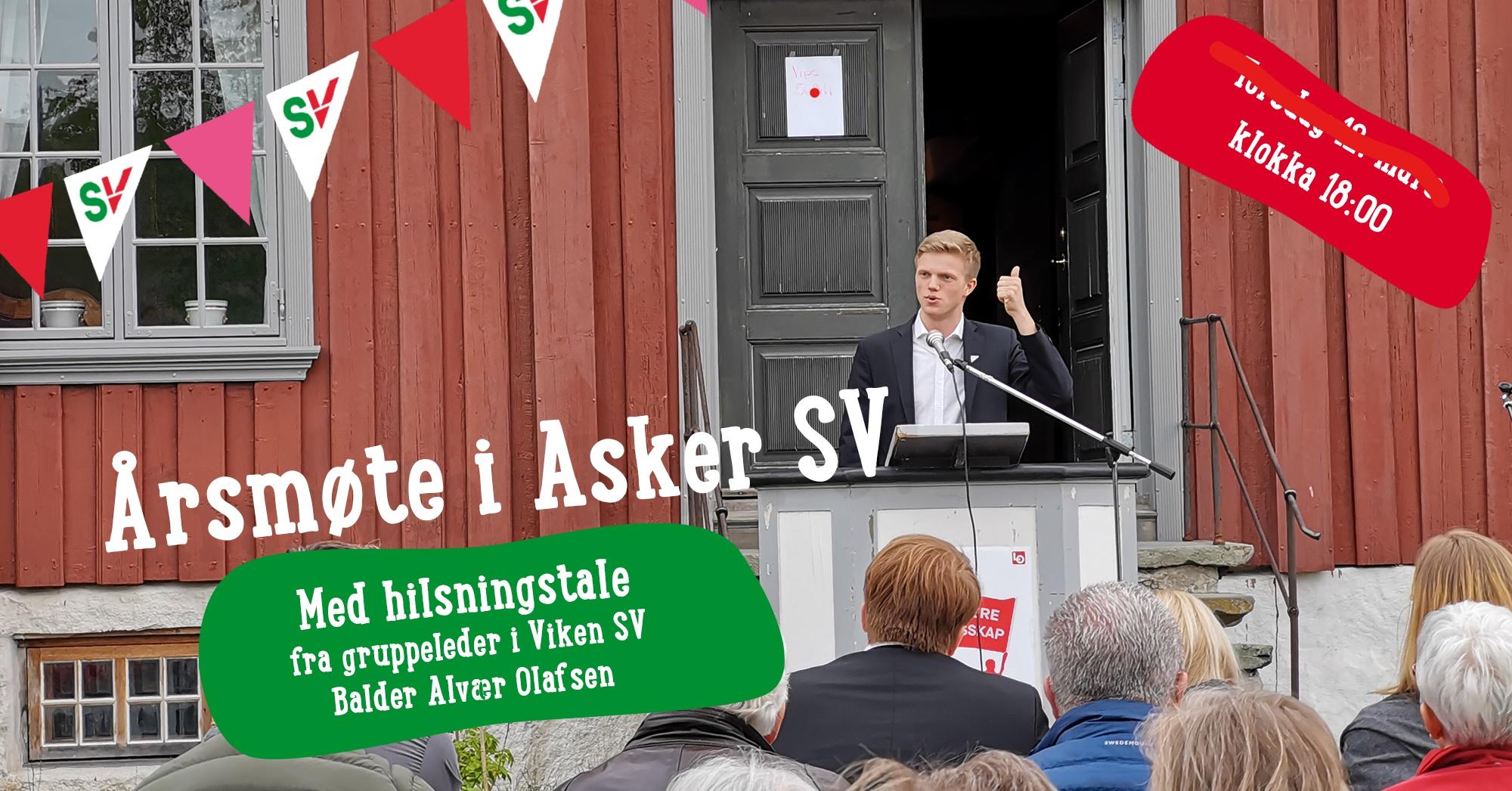 Husk Årsmøtet Onsdag 16.09 !
