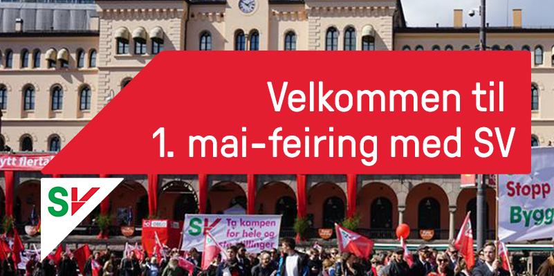 Bergen SV inviterer til 1. mai-lunsj på Hotell Terminus