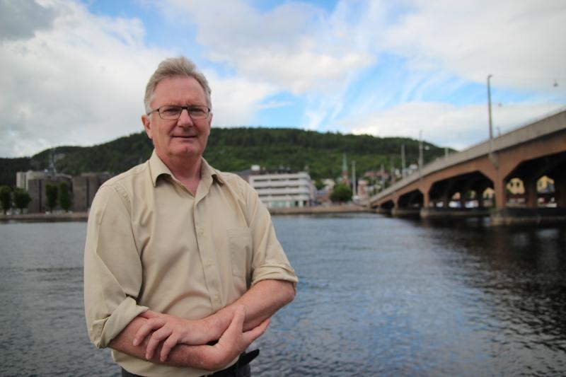 Rune Kjeldsen gjenvalgt som leder av Buskerud SV