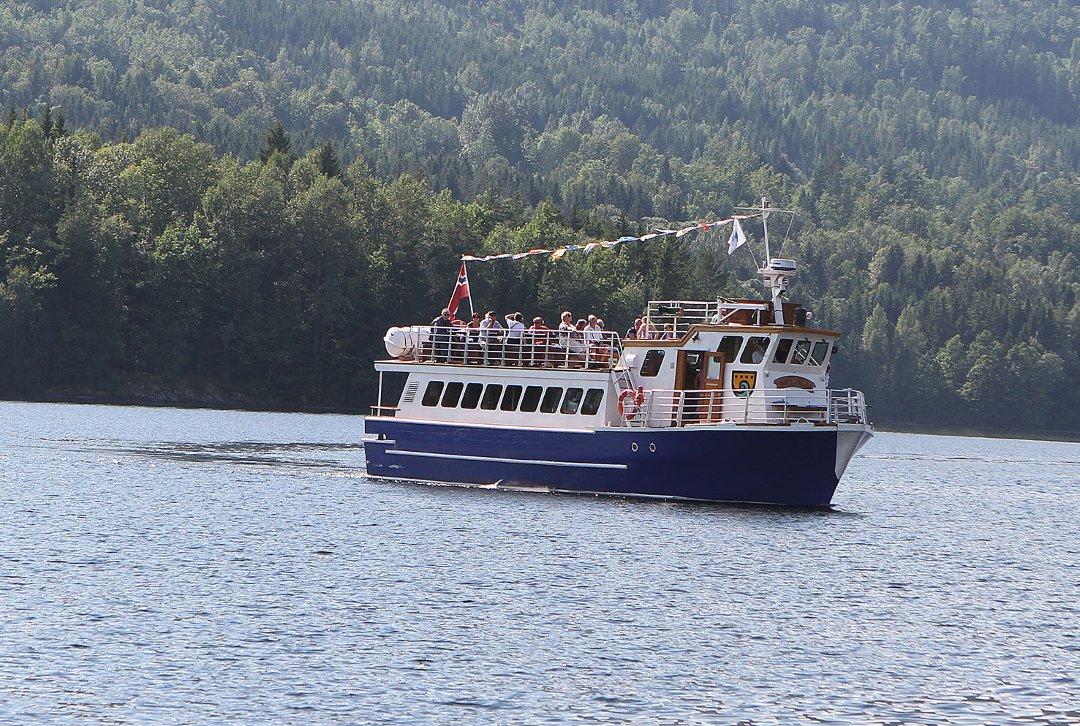 Invitasjon til båttur med MS Eikern