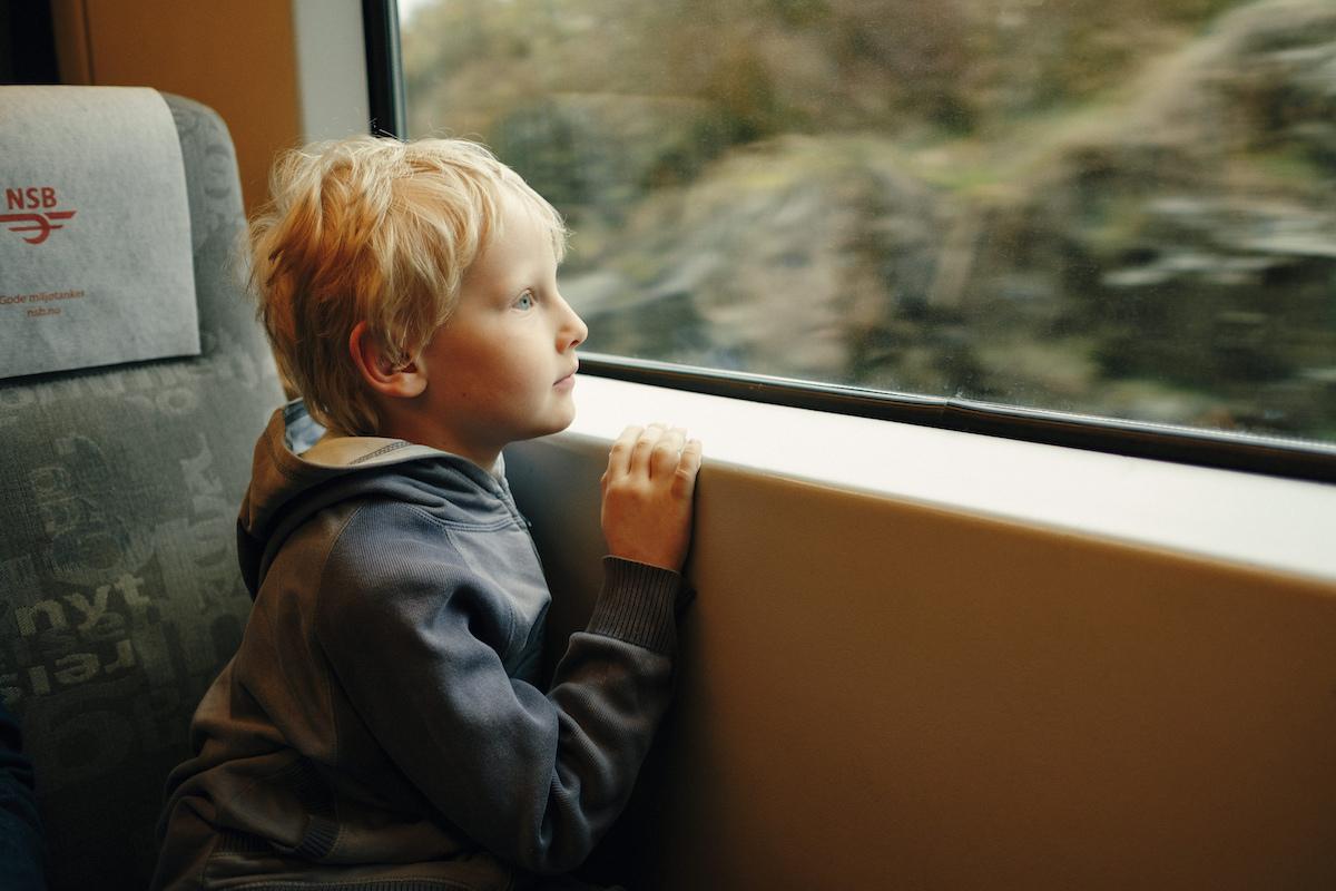 SV vil ha full trøkk på jernbane