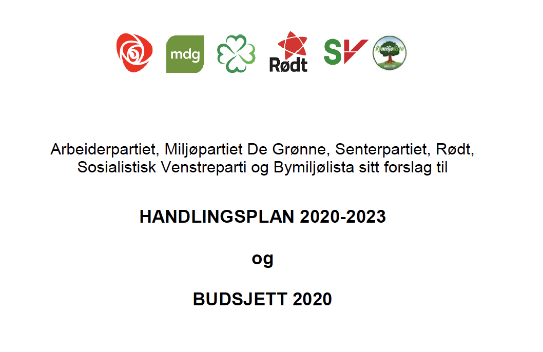 Handlingsplan og budsjett for Fredrikstad kommune