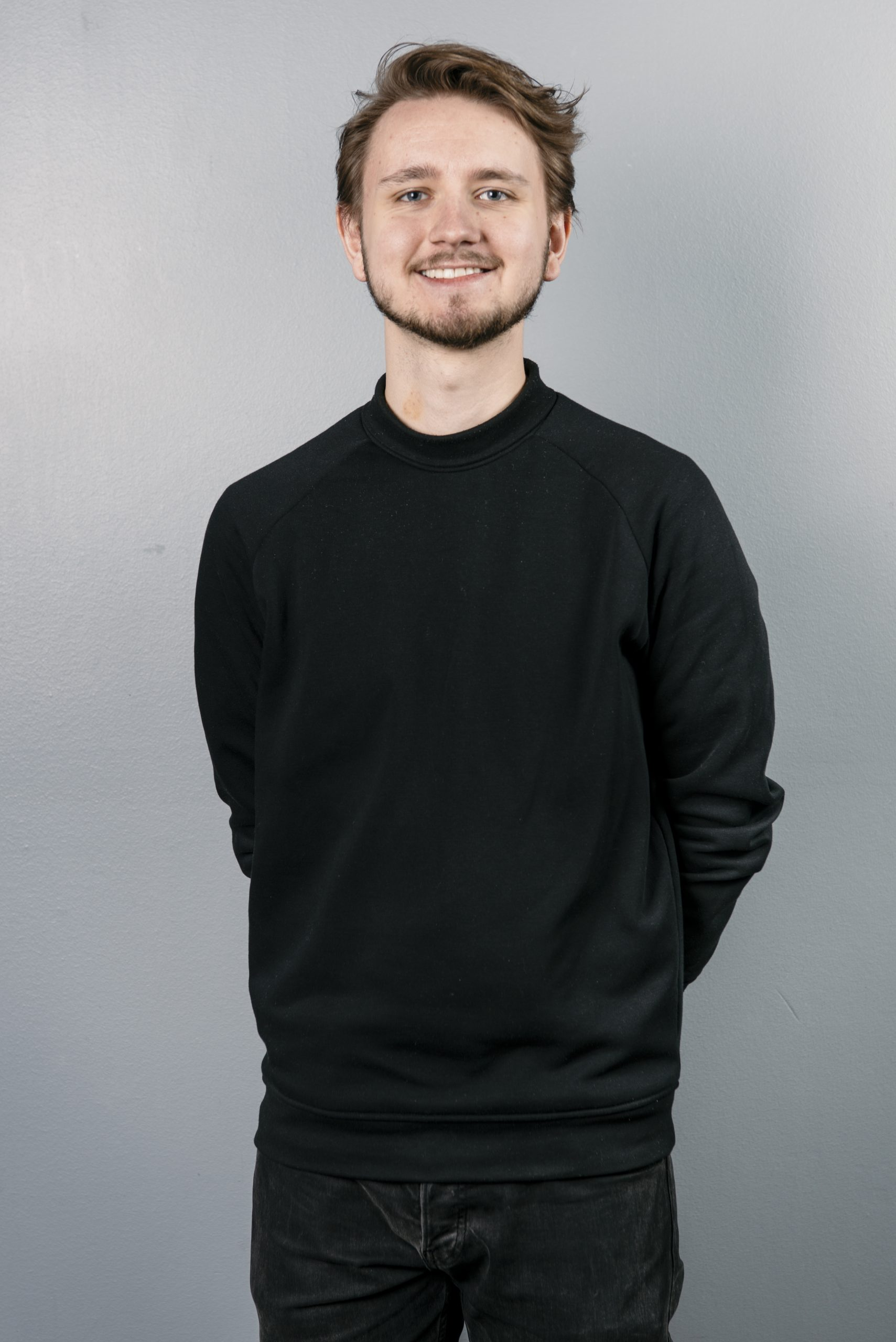 Møte med Freddy Øvstegaard