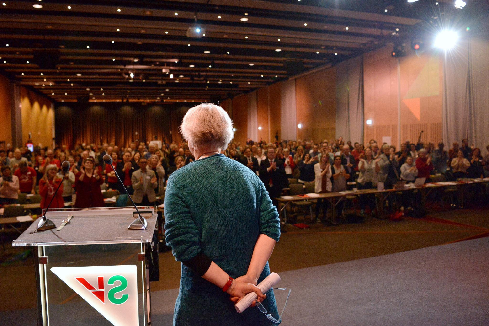 Valgkampkonferanse lørdag 13. mai