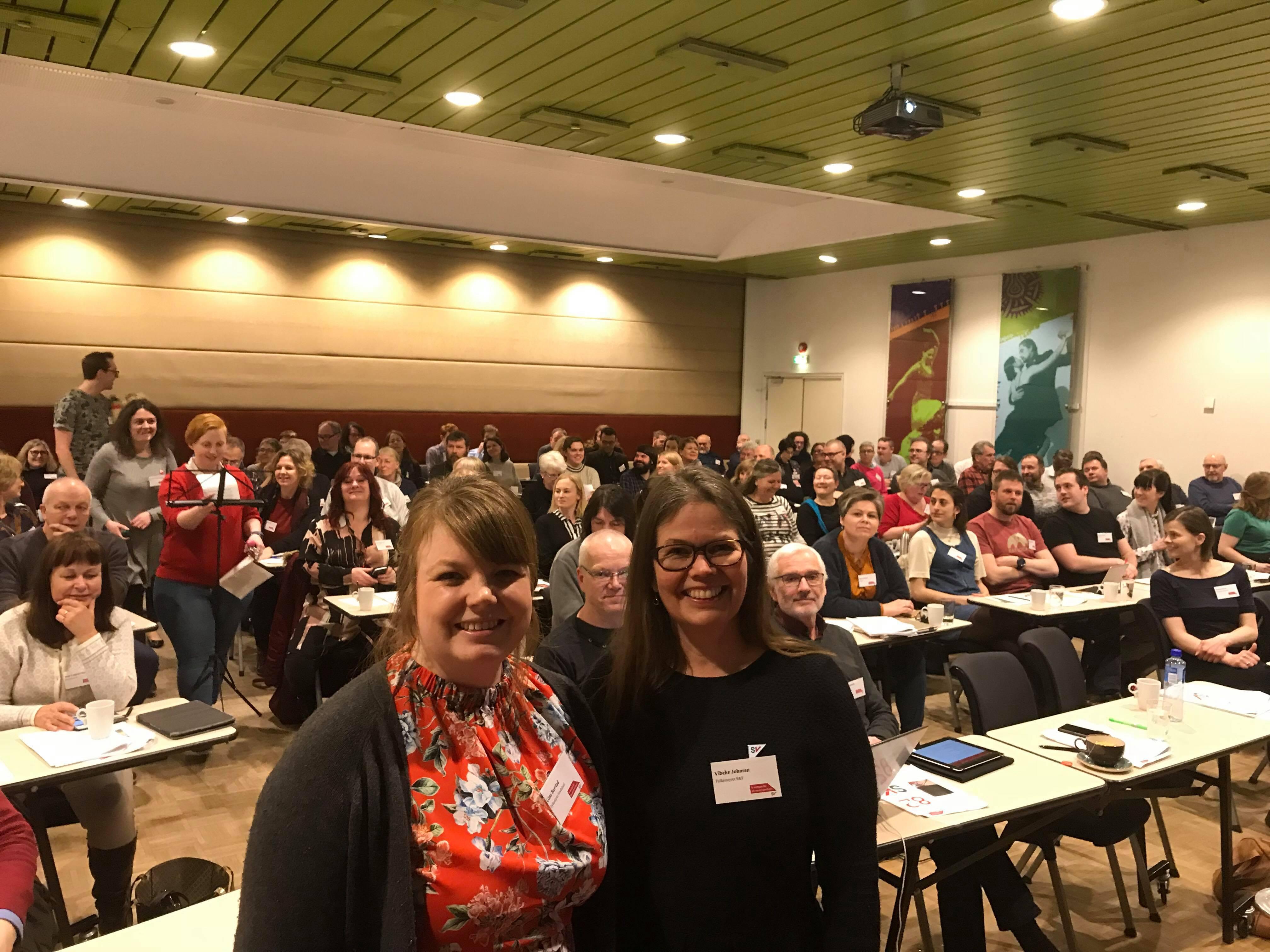 Fylkesårsmøte og nominasjonsmøte i Vestland SV