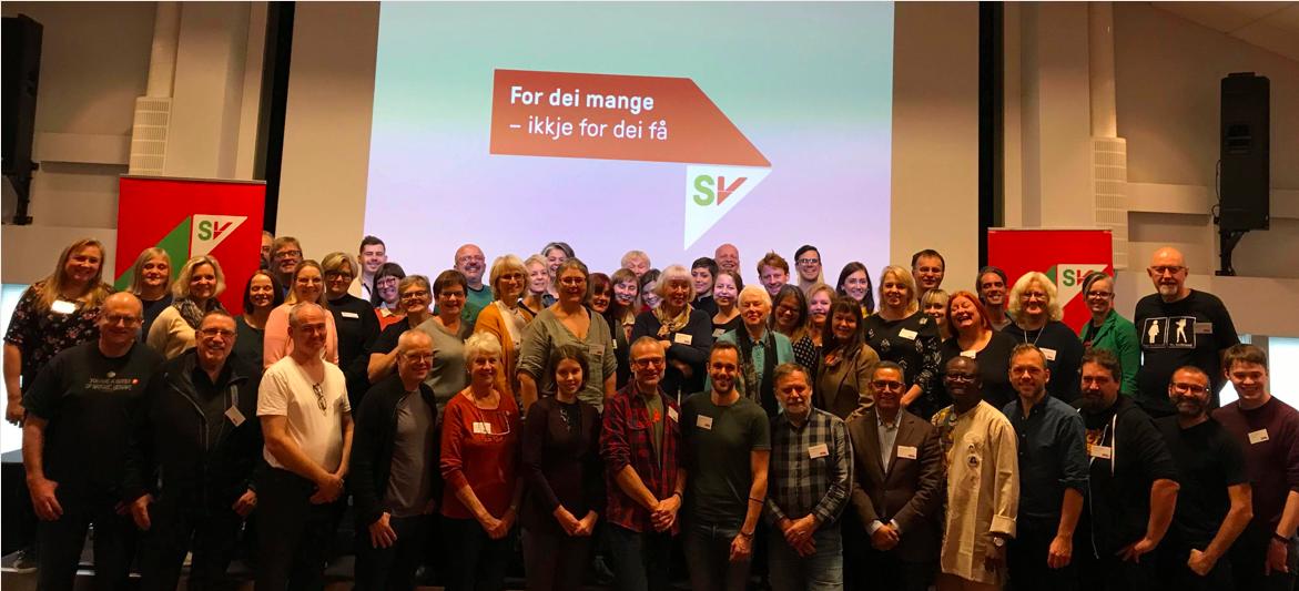Førsteutkast fylkesprogram for Vestland SV