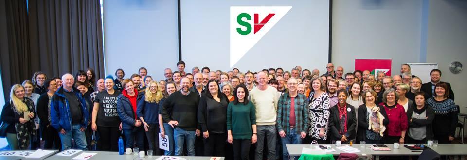 Fylkesårsmøte i Trøndelag SV 3. – 4. februar