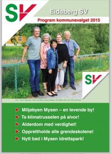 Eidsberg 2015 - 2019