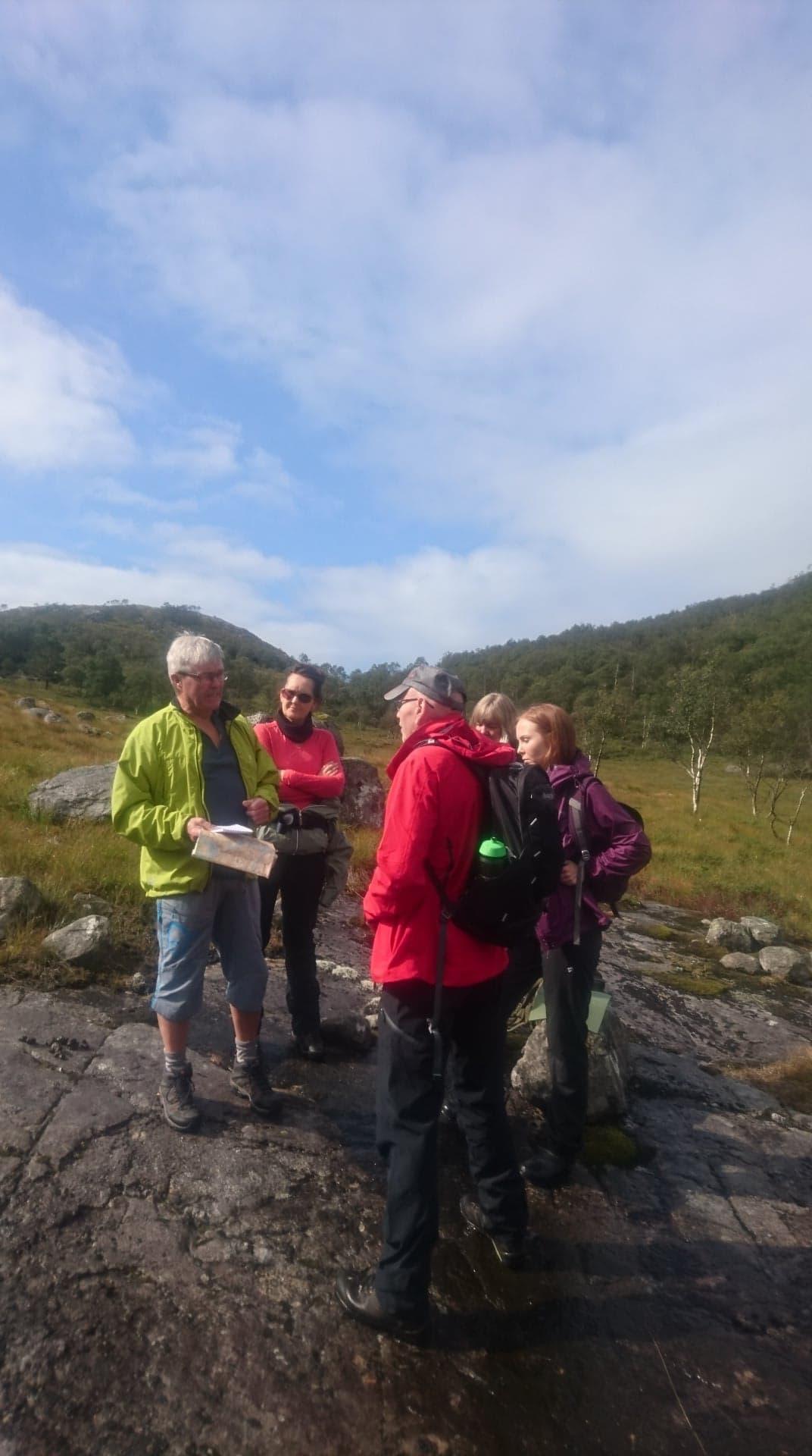 Rogaland SV ber om stans i utbygging av vindkraftanlegg på land
