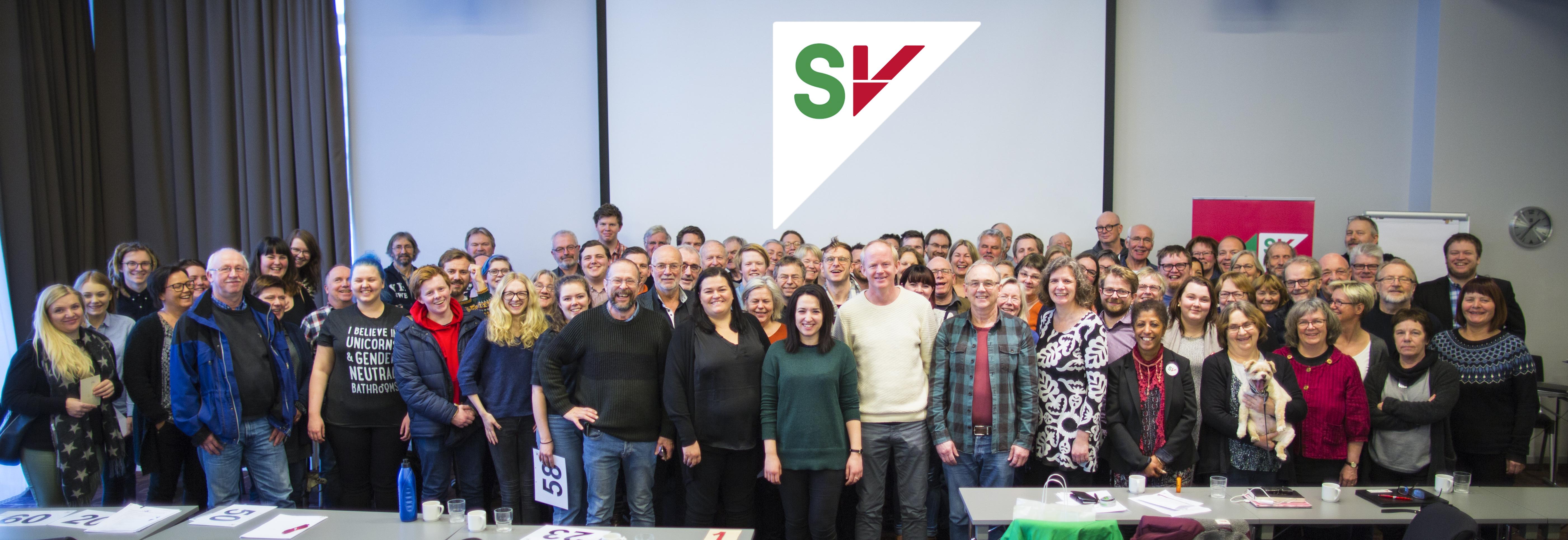 Sakspapirer årsmøte for Sør-Trøndelag SV 3.-4. februar