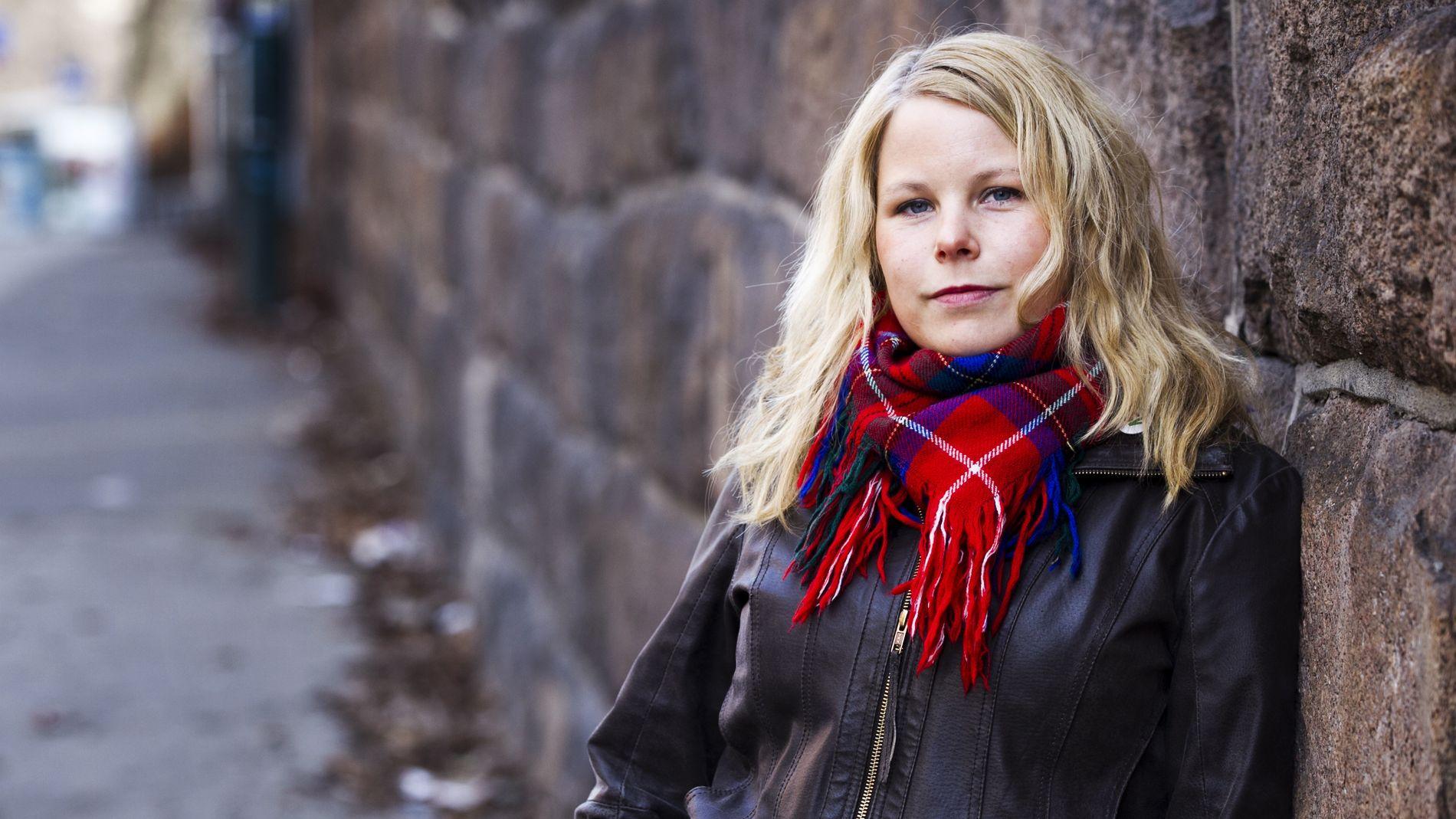 SV skolen med Kirsti Bergstø