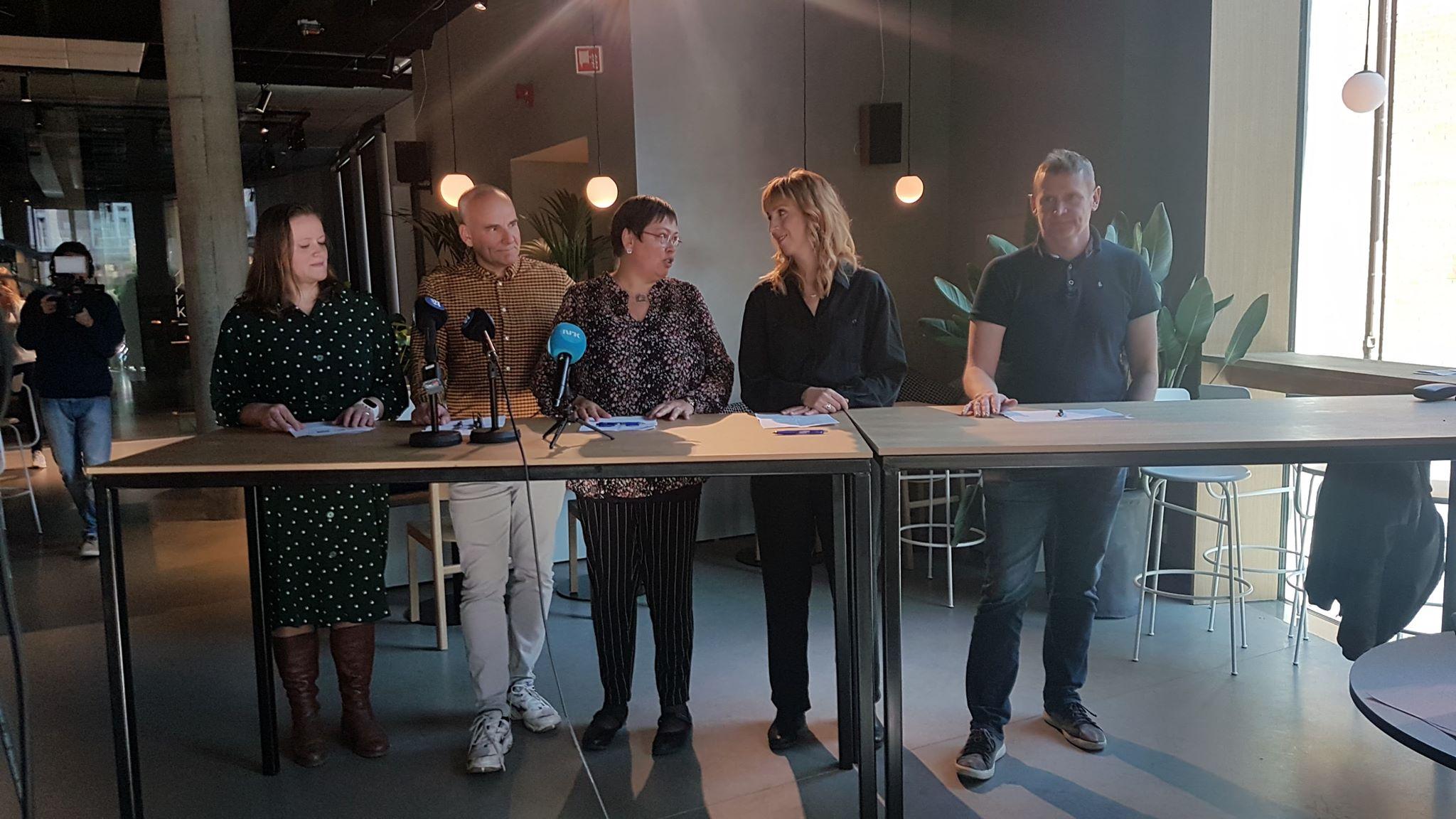 Mona Berger blir varaordfører i Trondheim! Les mer om samarbeidsplattformen 2019-2023.