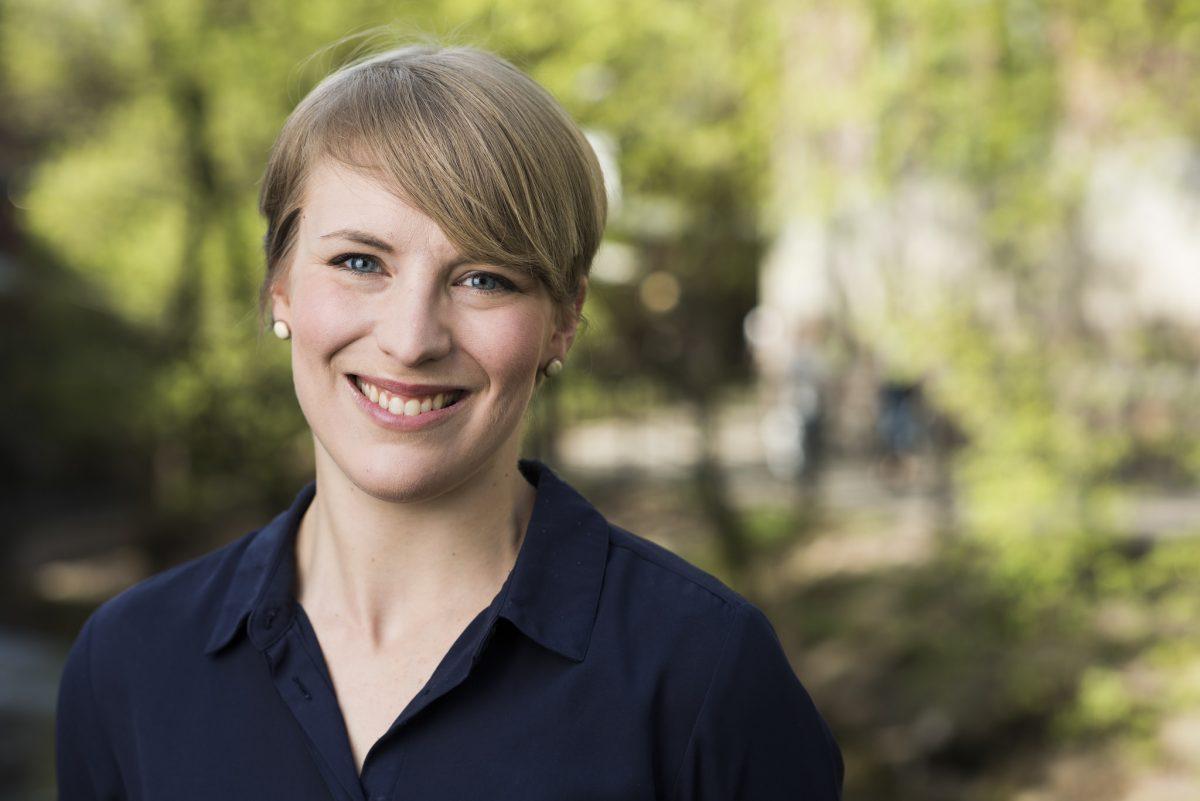 Stortingsrepresentant for SV, Kari Elisabeth Kaski. Foto