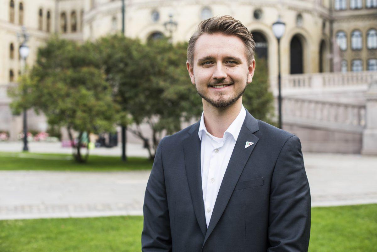 Freddy André Øvstegård, familiepolitisk talsperson i SV