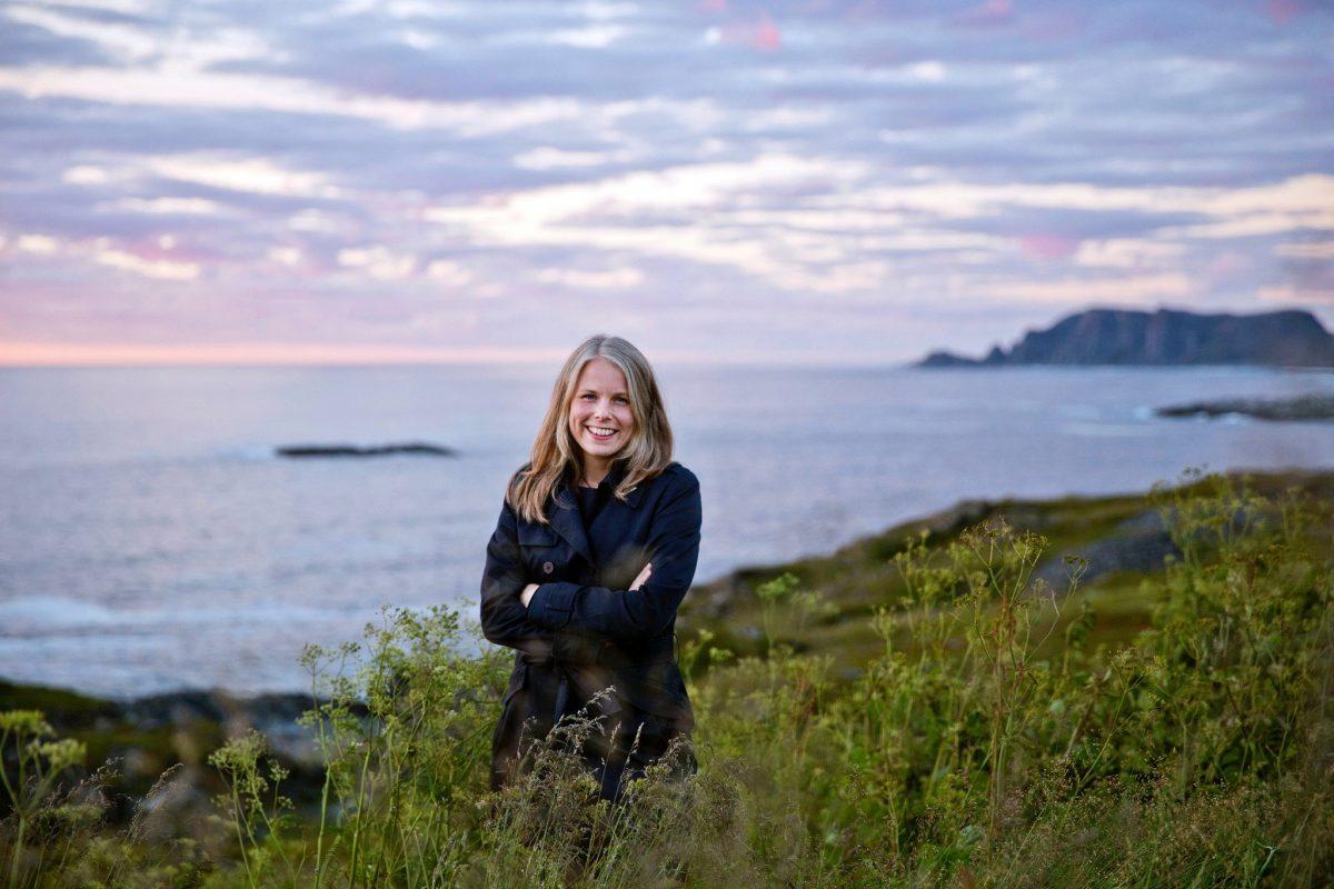 Kirsti Bergstø, fungerende leder, foto: Ingerid Jordal
